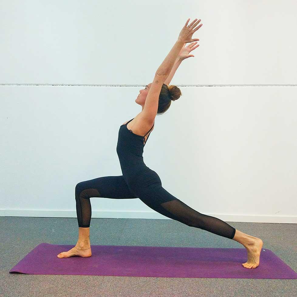 power yoga conil